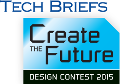 Tech Briefs - Create the Future 2015