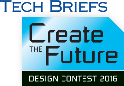 Tech Briefs - Create the Future 2016