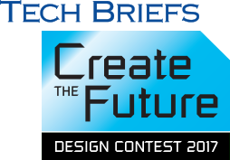 Tech Briefs - Create the Future 2017