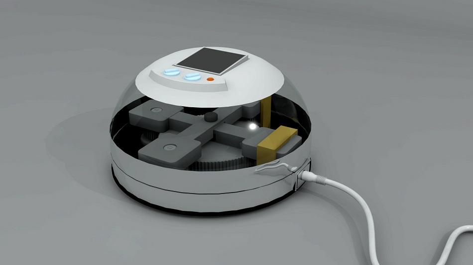 Automatic TableSurface Cleaner Create The Future Design Contest - Restaurant table cleaner