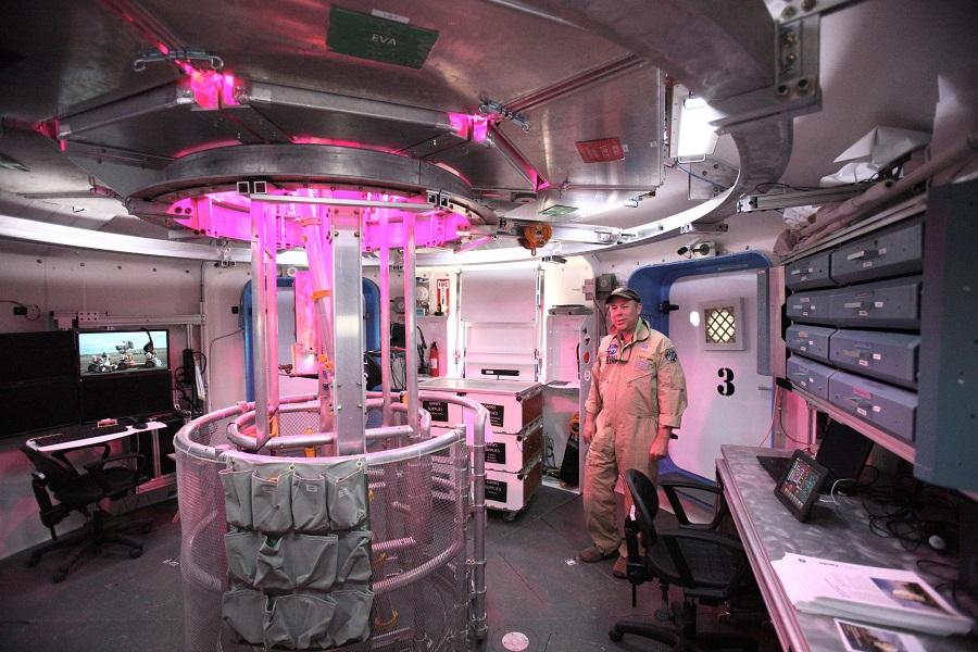 Deep Space Habitat  Dsh     Create The Future Design Contest