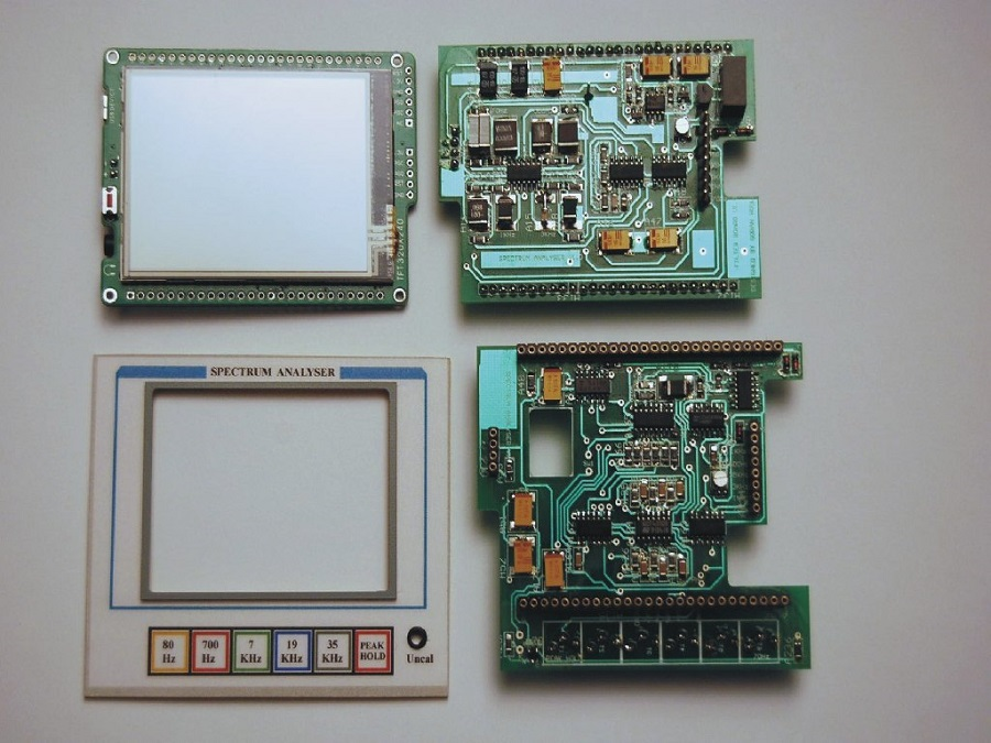 Universal Spectrum Analyser Kit