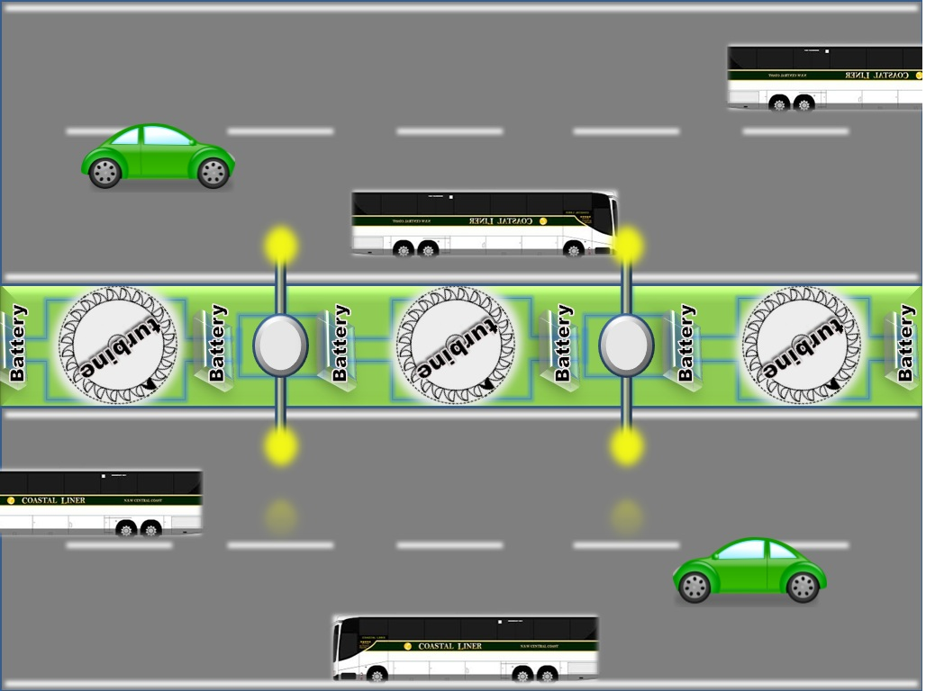 Dynamo High Tech Highways Create The Future Design Contest Simple Electric Generator Generators And Dynamos