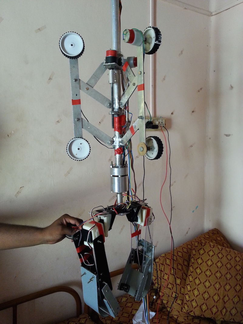 BOREWELL RESCUE ROBOT PDF DOWNLOAD