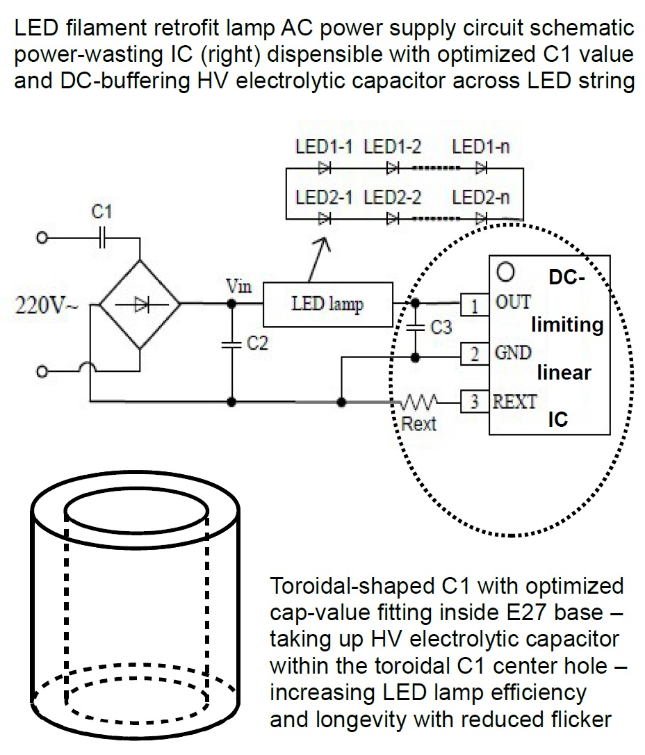 Sustainability Energy Efficiency And Light Quality Improved 220v Led Circuit Schematic Incandescent Bulbs Are Facing Bans Because They A Waste Of Material Due To Extremely Inferior Longevity Retrofit