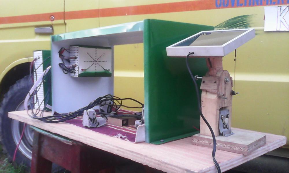 solar air conditioner design pdf