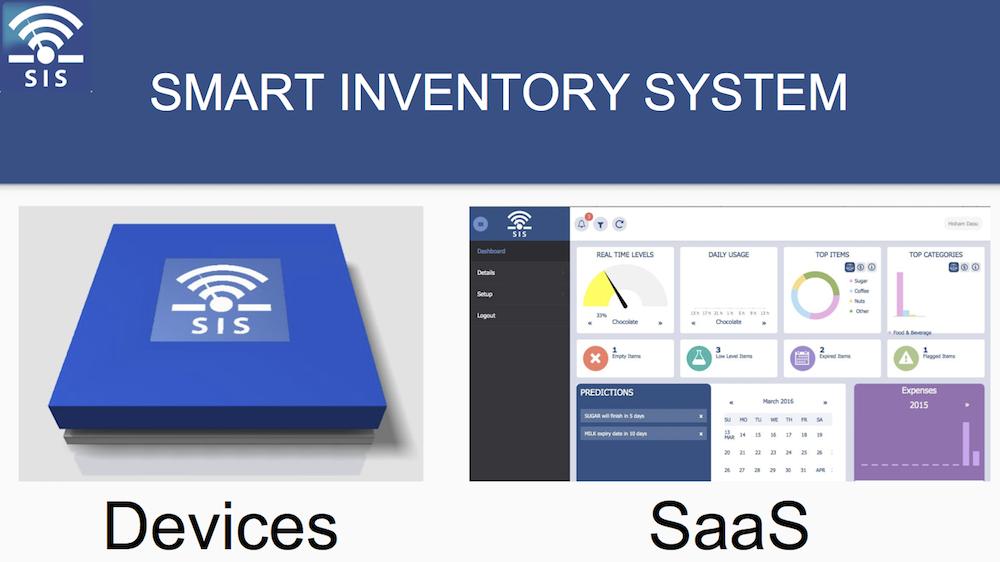 Smart Inventory System Create The Future Design Contest