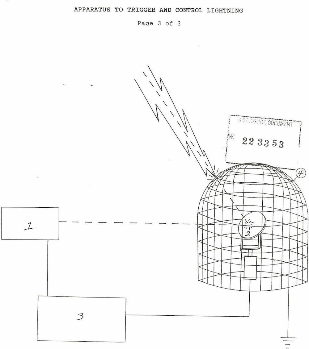 Large Area Lightning Arrestor Create The Future Design Contest Diagram Of Lighting Arrester