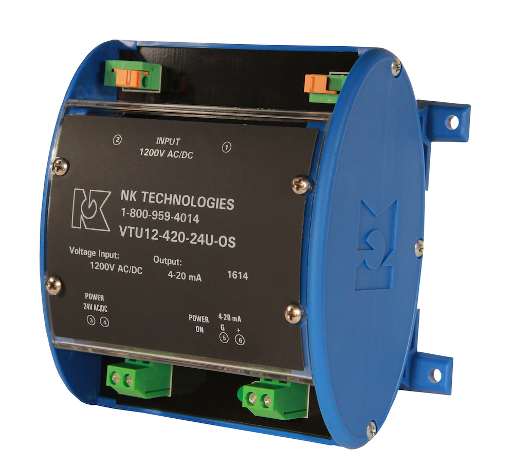 Ac Dc Voltage Transducer Create The Future Design Contest And Circuits Team At Nk Technologies Has Developed A Sensor To Measure Or