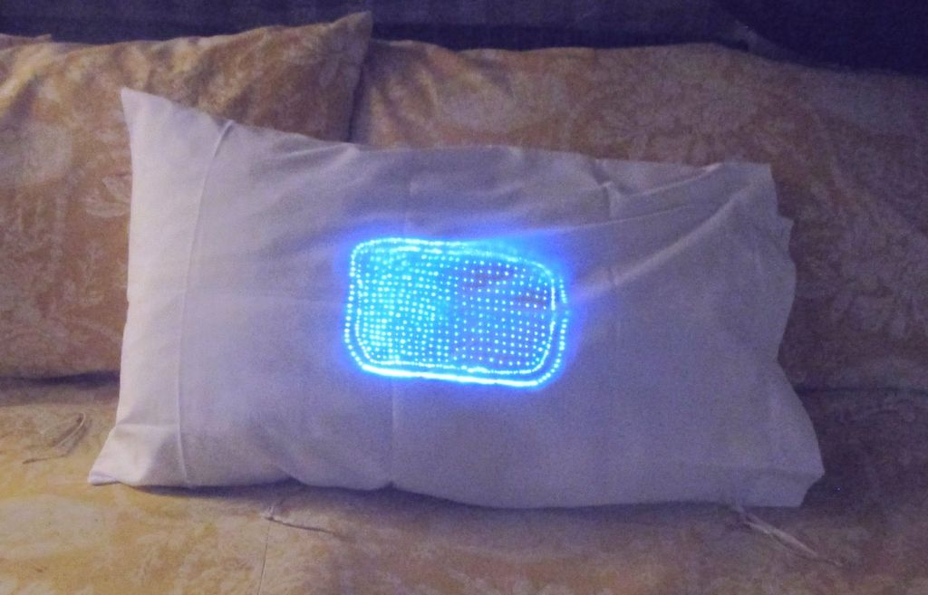 Therapeutic Pillow to Relieve Pain, Cure Diseases, and Calm Autistic